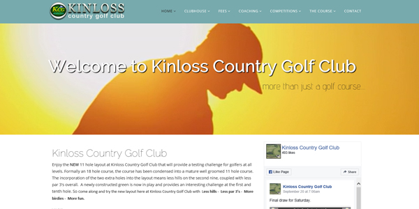 Kinloss Country Golf